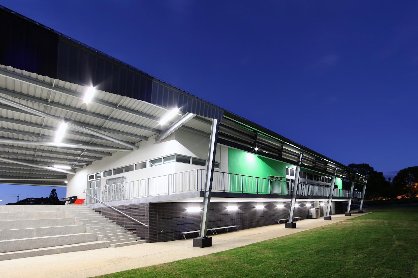 Wembley Sports Park Pavilion