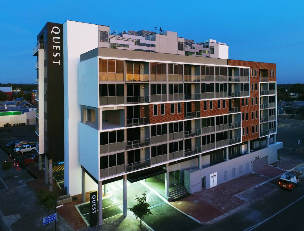 Quest Apartments and Hotels Midland