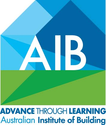 Australian Institute of Building logo