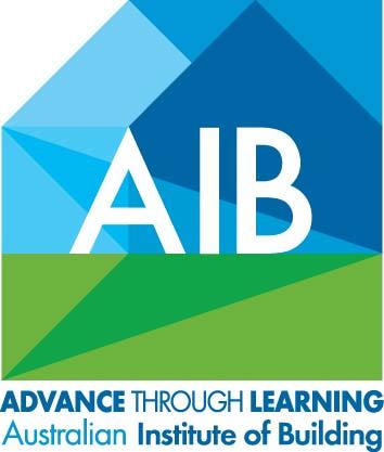 Australian Institute of Building logo