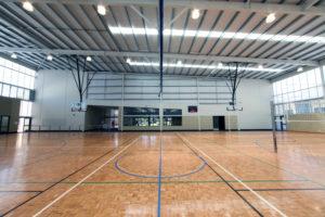 multi purpose indoor courts