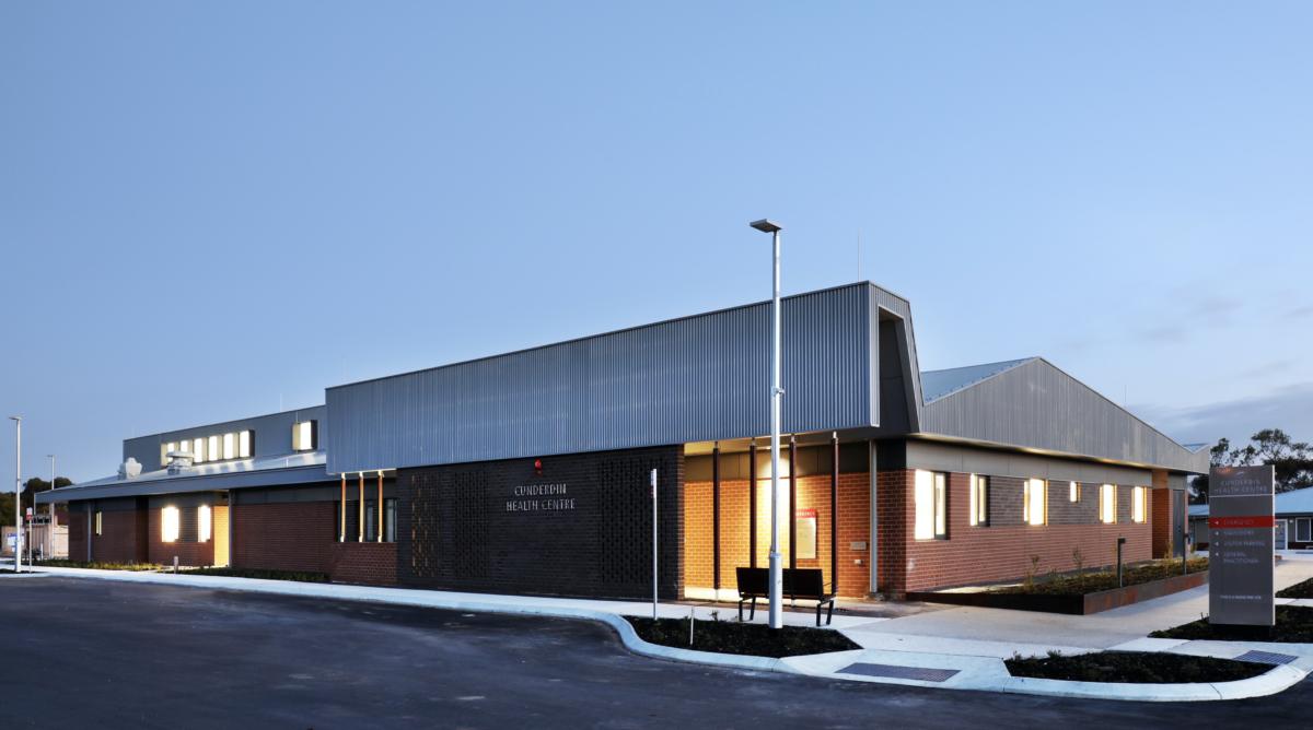 Cunderdin Health Centre exterior
