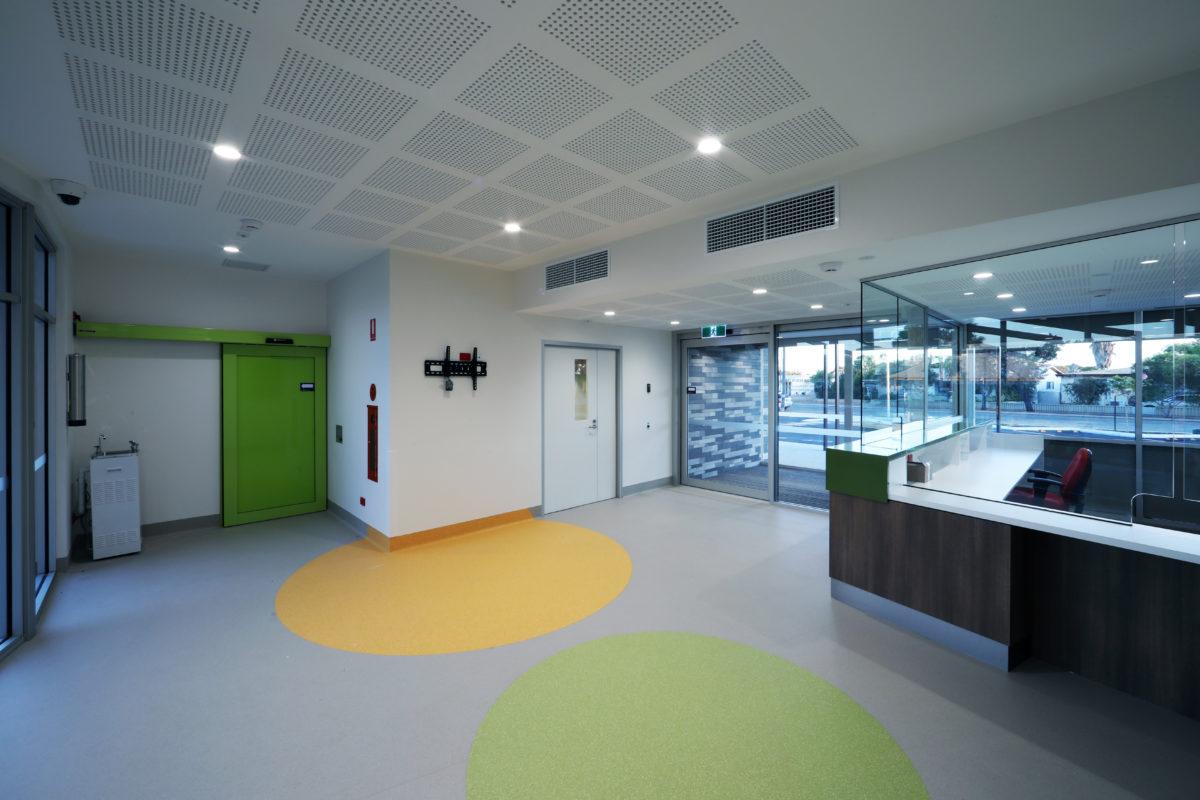 Mukinbudin Health Centre reception