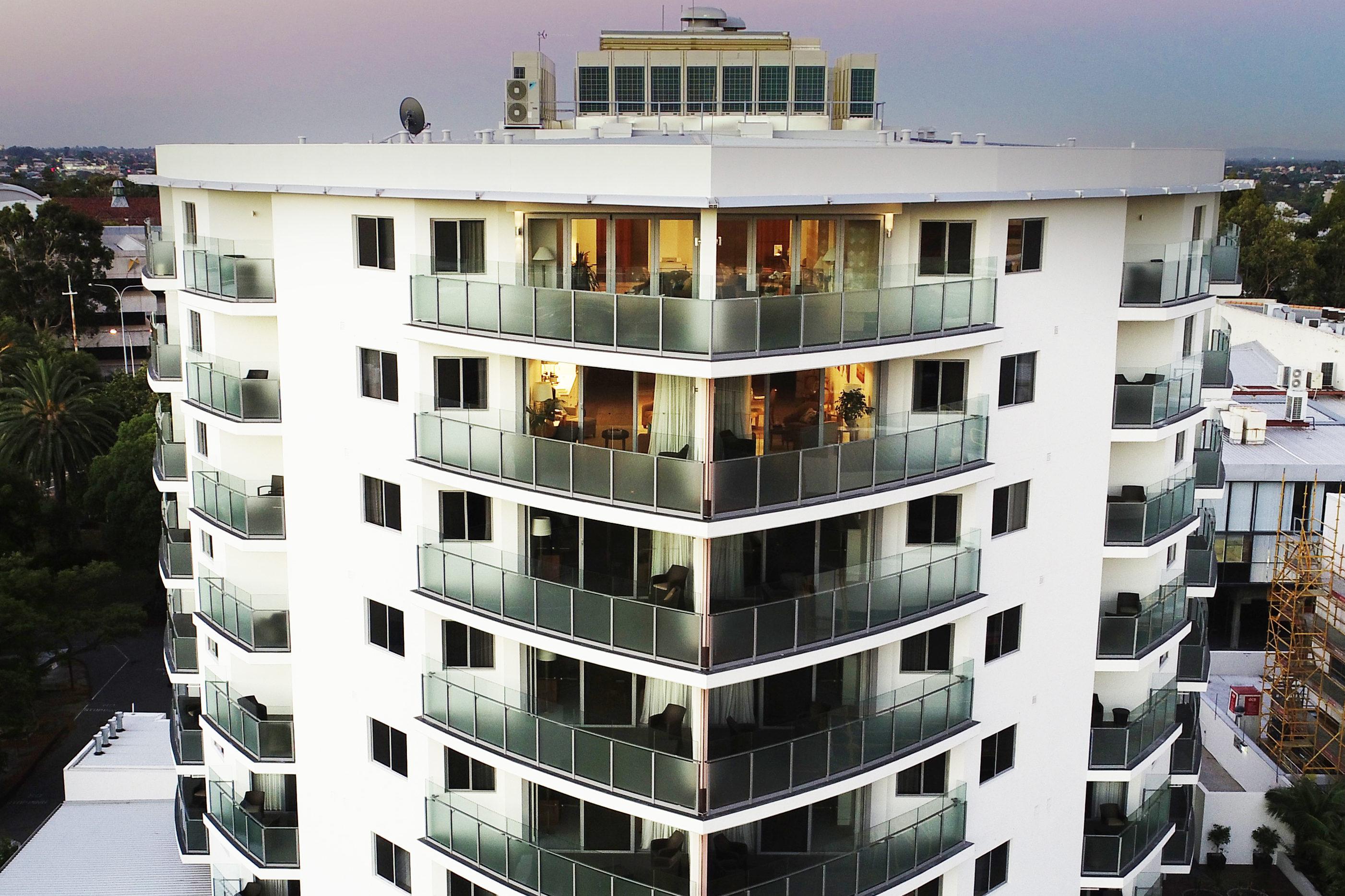 The Richardson hotel