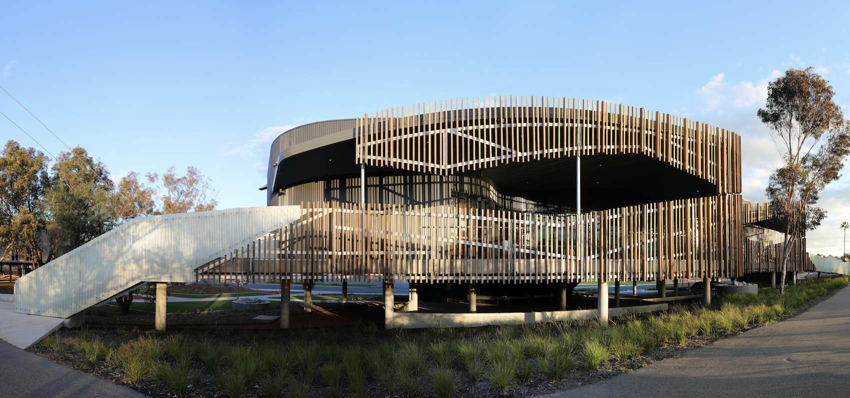 Aboriginal and Environmental Interpretive Centre