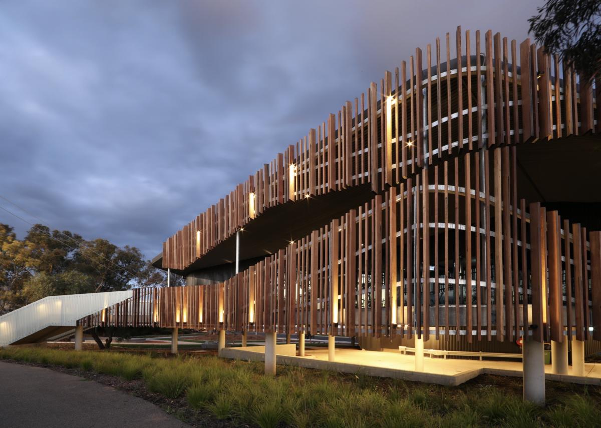 Aboriginal and Environmental Interpretive Centre