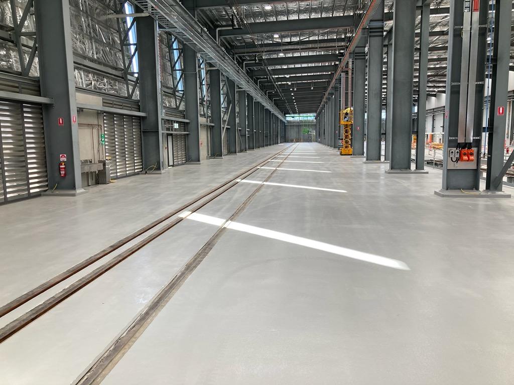 flat floor